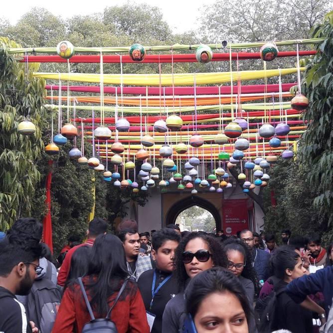 Jaipur Literature Festival 2019, Jaipur, India