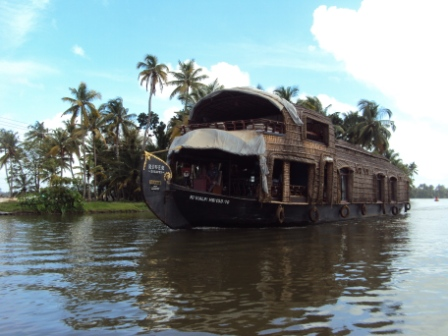 Alleppey, Kerala, India