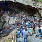 150 मिलियन वर्ष पुरानी हैं Borra Caves
